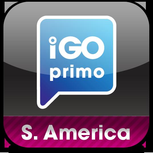 Ícone - South America - iGO primo app