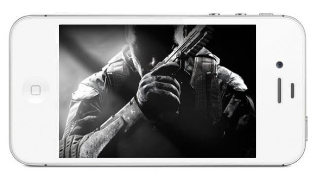 Call of Duty em iPhone