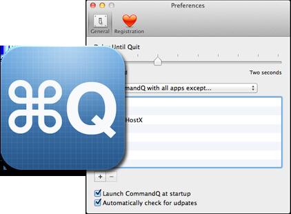 CommandQ - Mac