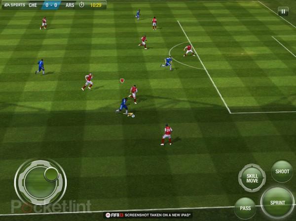 FIFA 13 no iPad