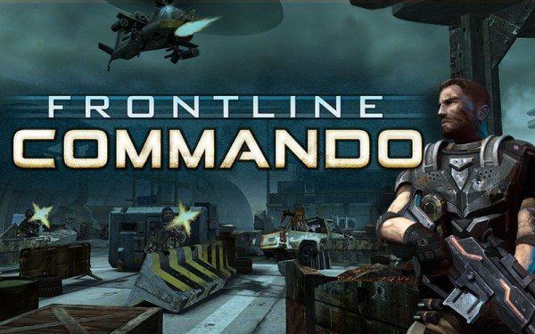 Jogo Frontline Commando