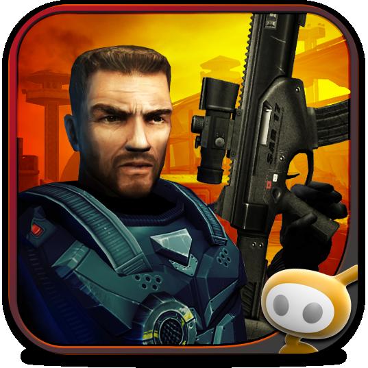 Ícone do jogo Frontline Commando