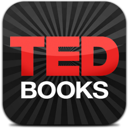 ícone do app TED Books