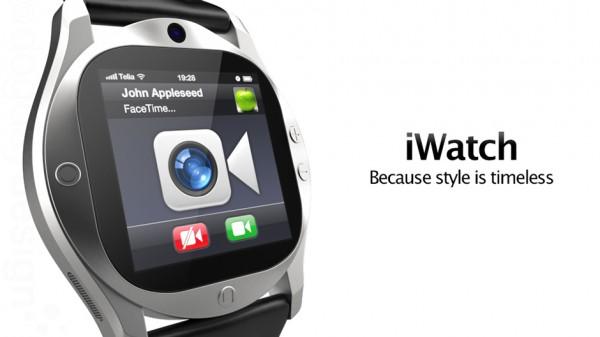 Conceito de Apple iWatch