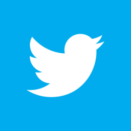 Logo do Twitter (miniatura)