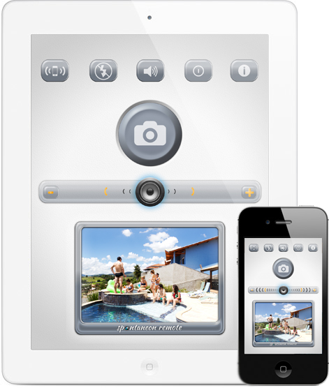 Spontaneon Remote - iPad e iPhone