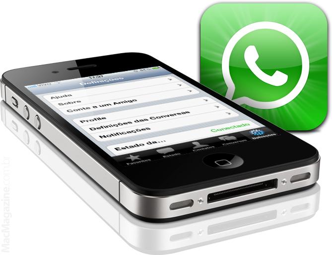 WhatsApp Messenger - iPhone