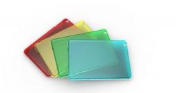 "Supostas cases do ""iPad mini"""