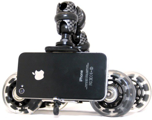 iStabilizer Dolly com iPhone