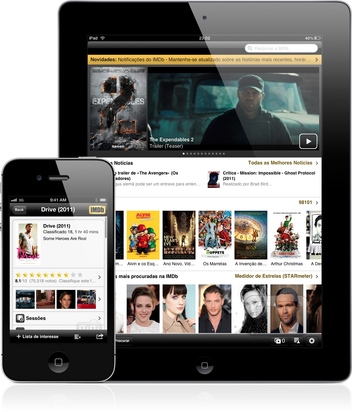 IMDb Cinema & TV - iPad e iPhone
