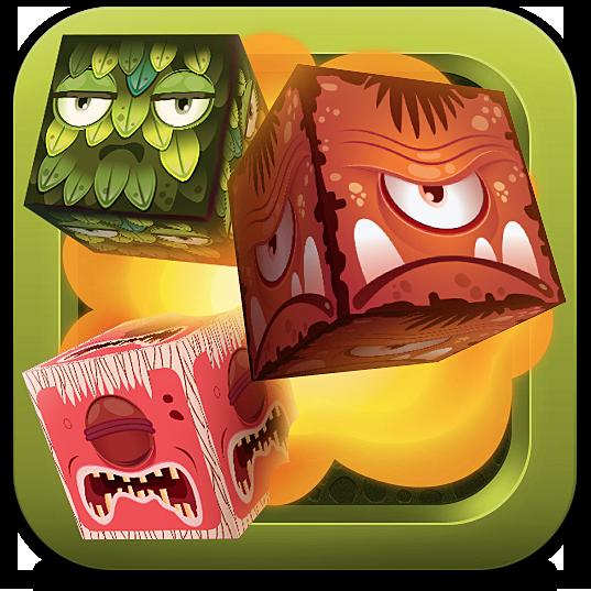 Ícone - Monster Cube