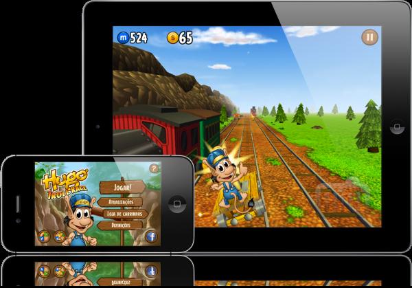 Hugo Troll Race - iPad e iPhone
