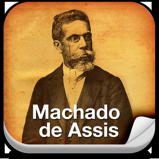 Ícone - Machado de Assis