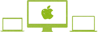 Macs verdes