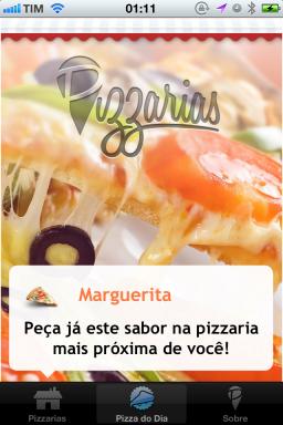 Pizzarias - iPhone