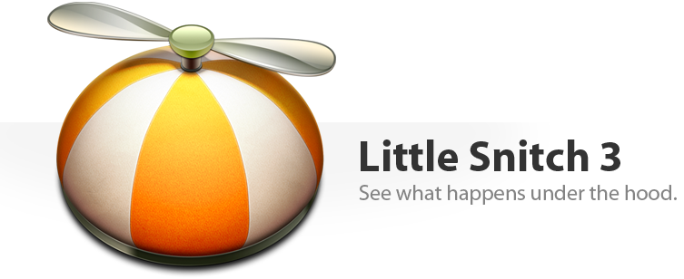 Little Snitch 3