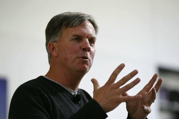 Ron Johnson, ex-vice presidente sênior de varejo da Apple