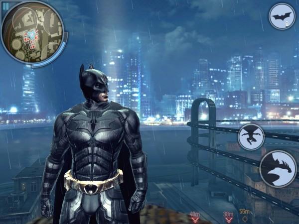 Jogo do Batman e seus incríveis gráficos