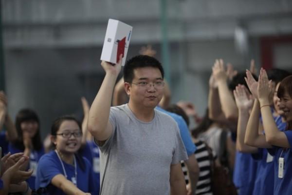 Lançamento do novo iPad na China
