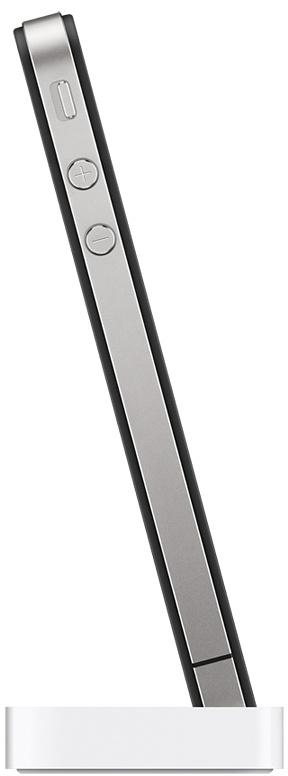 iPhone 4S num dock