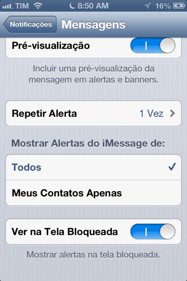 Novidades no iOS 6