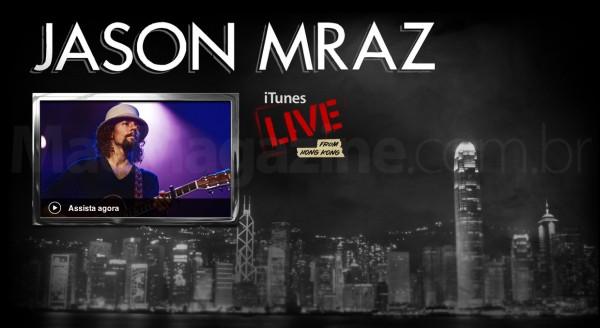 Jason Mraz na iTunes Store