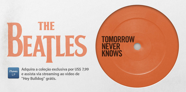 Beatles - Tomorrow Never Knows