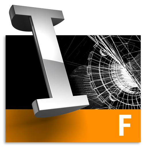 Ícone - Autodesk Inventor Fusion