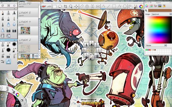 Autodesk SketchBook Pro para Mac