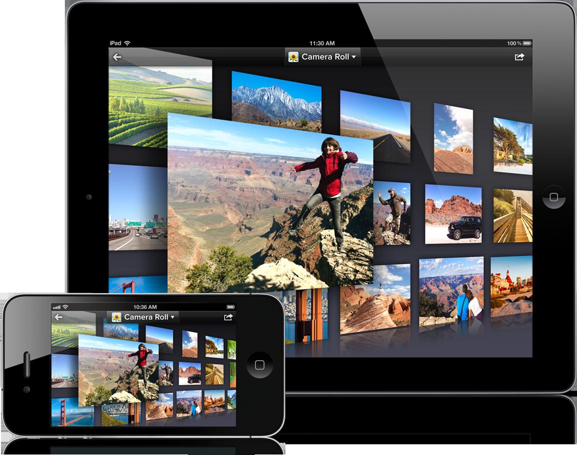 Cooliris 2.0 - iPad e iPhone