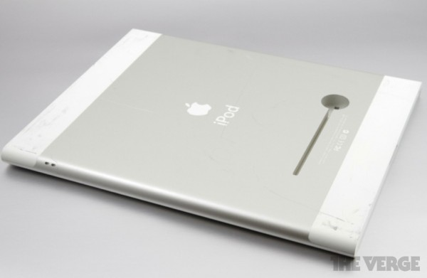 Antigo protótipo de iPad