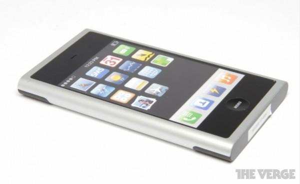 Antigo protótipo do iPhone