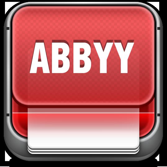 Ícone - ABBYY FineScanner
