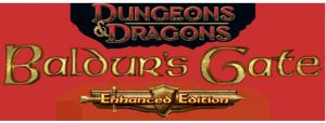 Logo - Baldur's Gate: Enhanced Edition