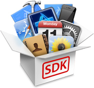 Ícone do SDK do iOS 6