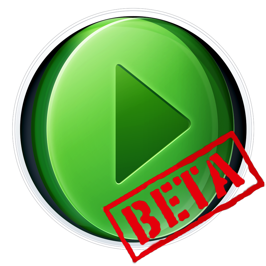 Ícone - Flip4Mac Player beta