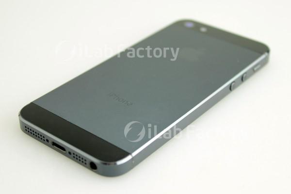 iPhone de sexta geração montado com peças vazadas