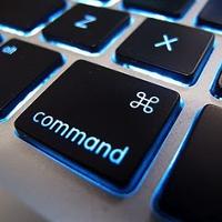 Miniatura da tecla Command