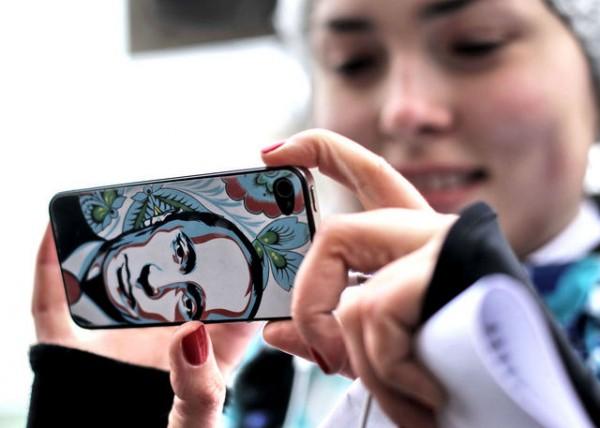 iPhone na Rússia