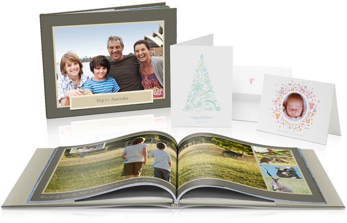 Livros impressos pelo iPhoto