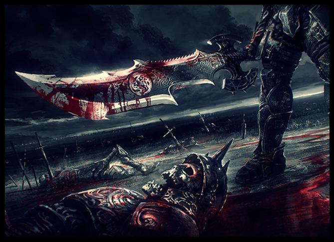 Gameloft - teaser de Wild Blood?