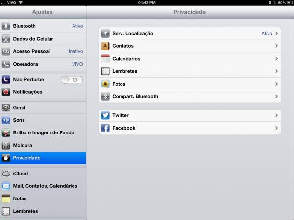 Wi-Fi + Cellular no iOS 6 beta 4