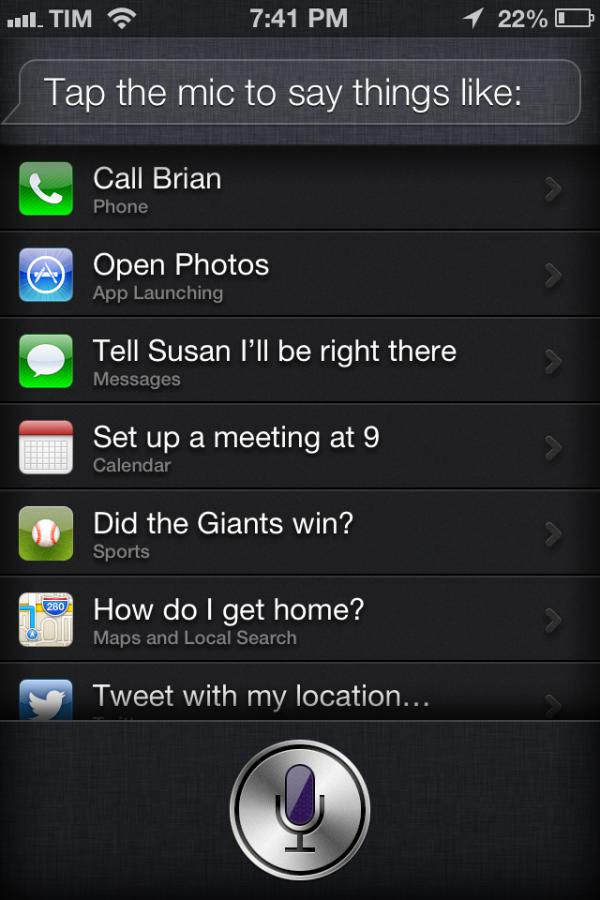 Novidades do iOS 6 beta 4