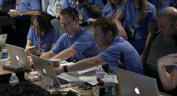 Macs na NASA
