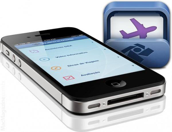 Viajantes no Exterior - iPhone