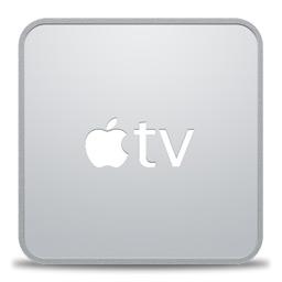 Ícone - aTV Flash prata