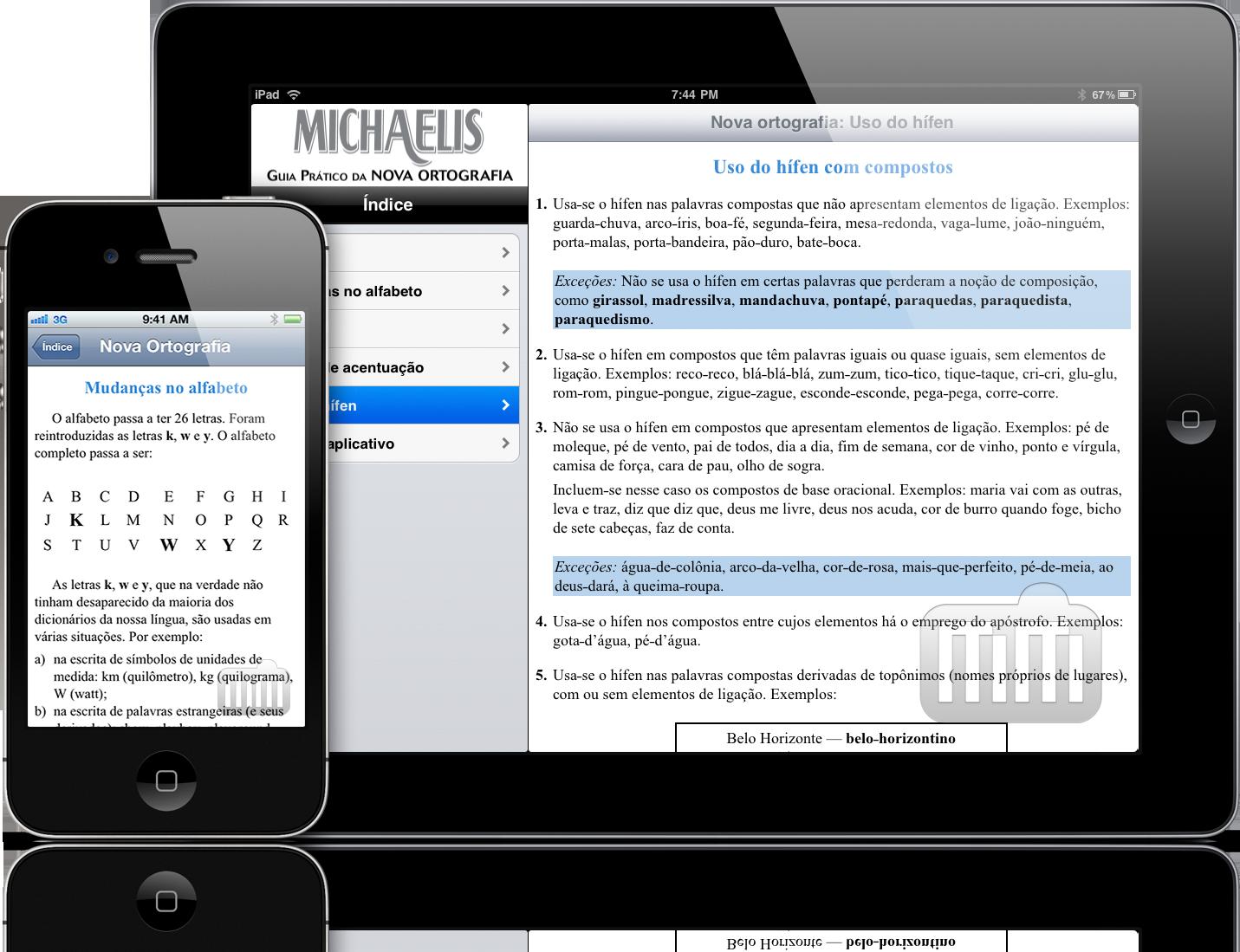 Michaelis Guia Prático da Nova Ortografia - iPad e iPhone