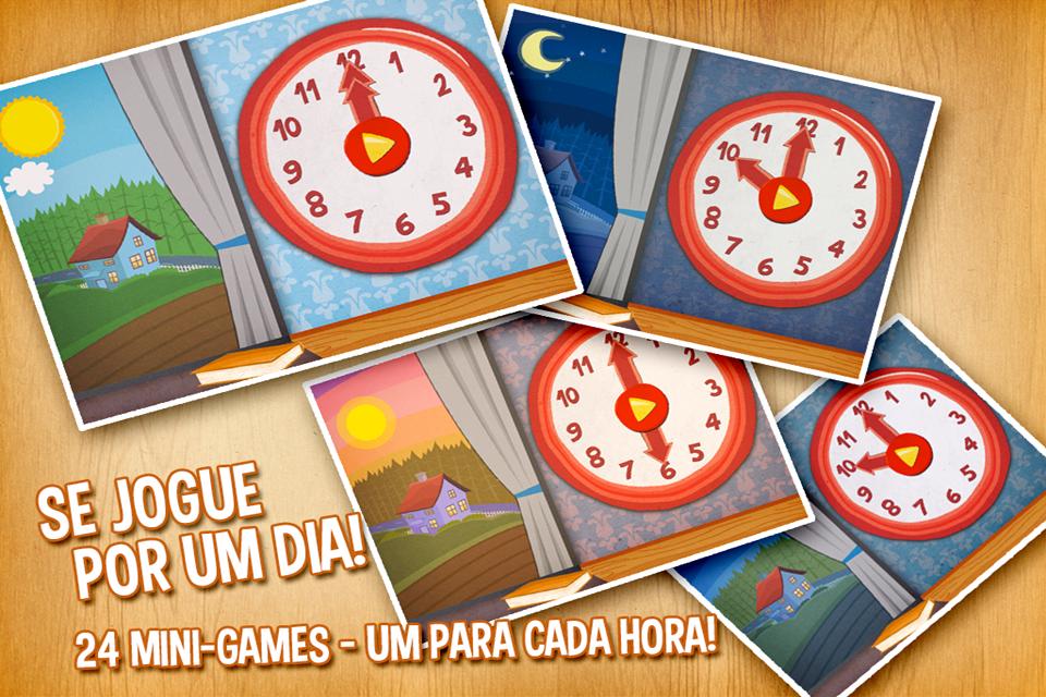 O Jogo do Relógio - iOS