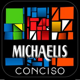Ícone - Michaelis Dicionário Conciso de Português, Inglês e Espanhol