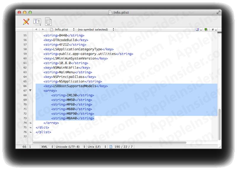 Referências de novos iMac e Mac Pro